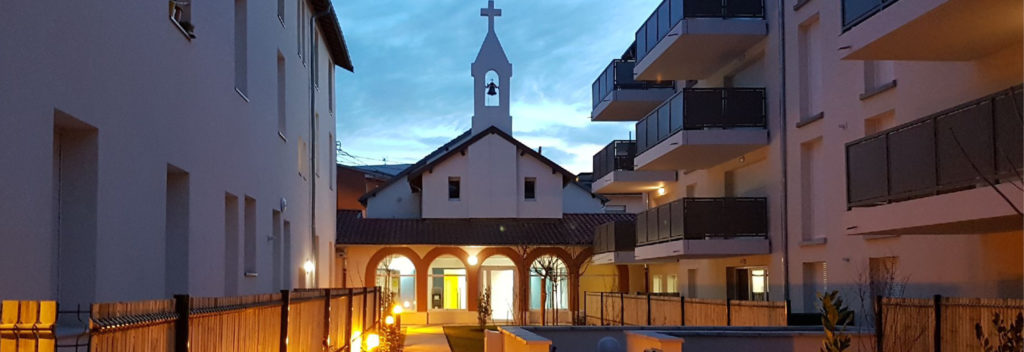 Le couvent d'Aquitaine à Toulouse (31)